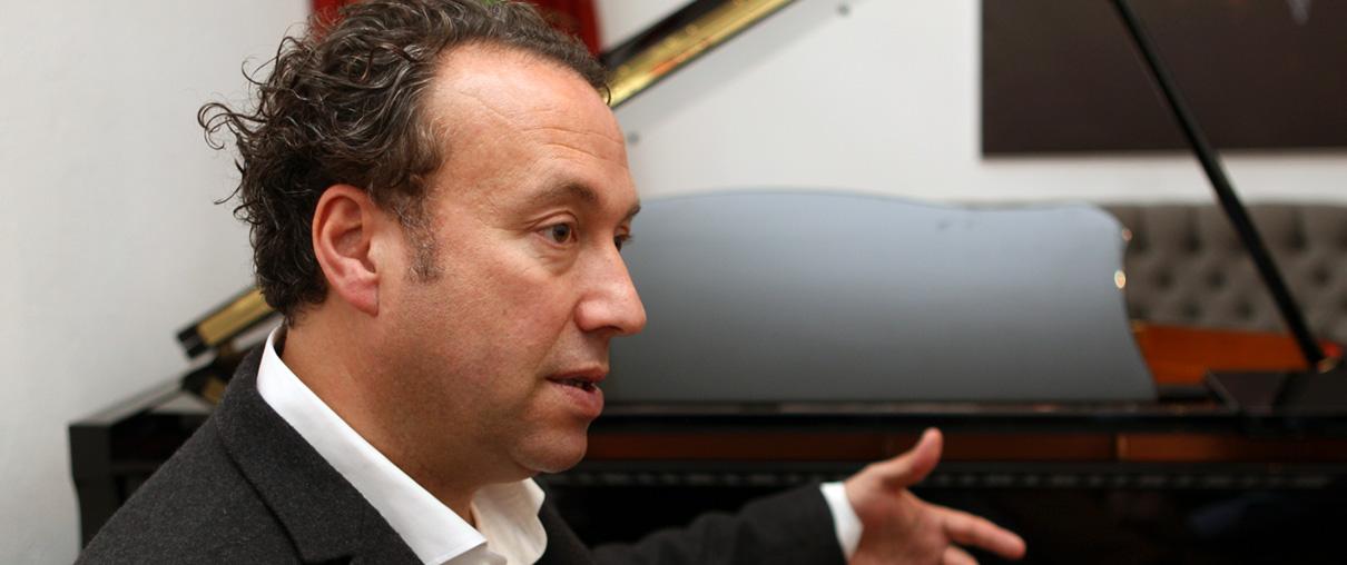 Klavierunterricht bei Anton Wildemann in Frankfurt