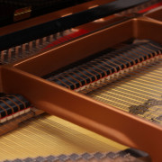 Anton Wildemann Klavier Interieur